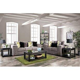 Octavia Configurable Living Room Set by Loon Peak®