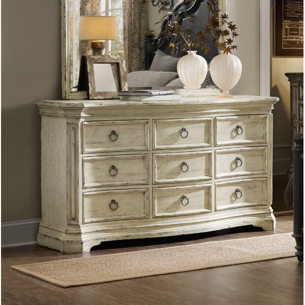 Auberose 9 Drawer Dresser by Hooker Furniture