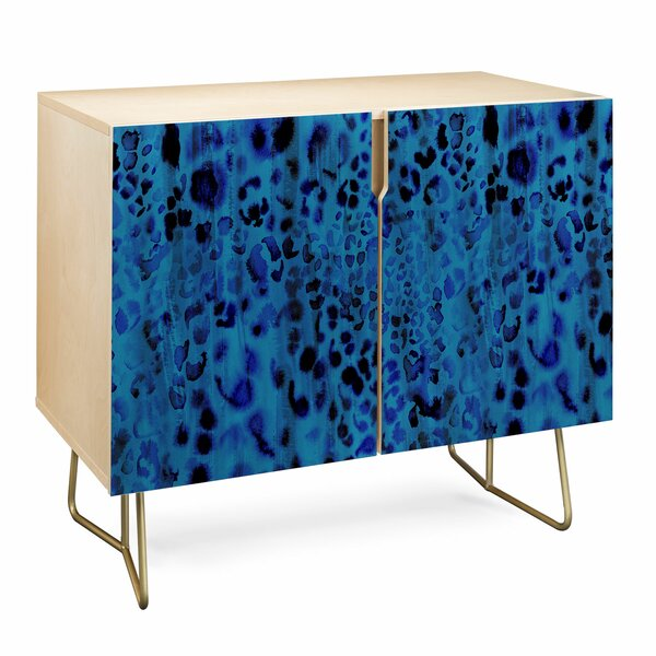 Schatzi Jungle Cat Accent Cabinet by East Urban Home East Urban Home