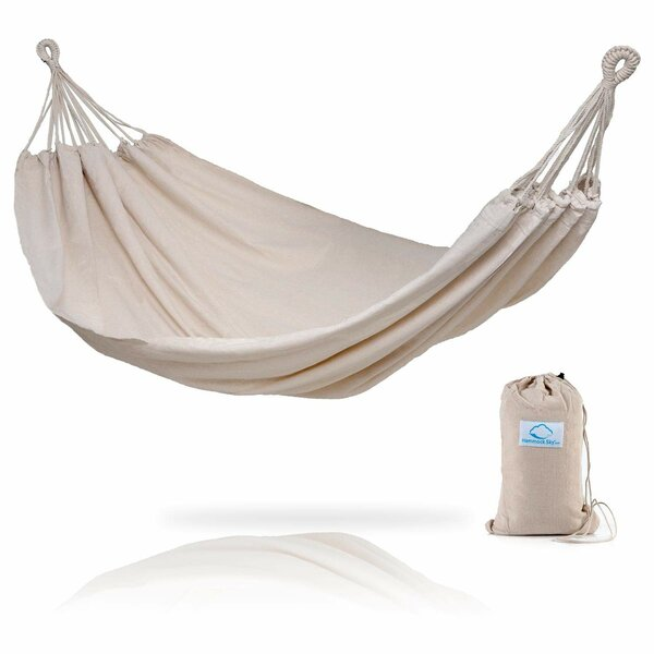 Cheryle Brazilian Double Classic Hammock by Rosecliff Heights