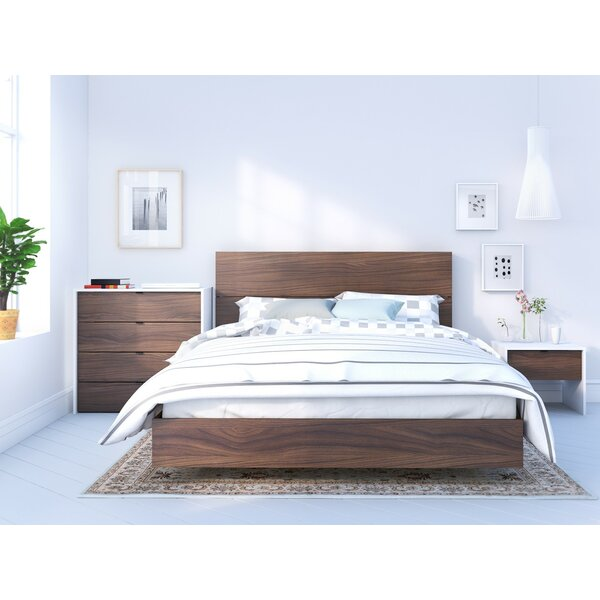 Francis Platform 4 Piece Bedroom Set by Modern Rustic Interiors