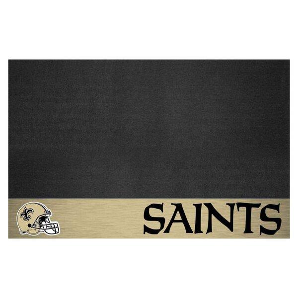 NFL - New Orleans Saints Grill Mat by FANMATS