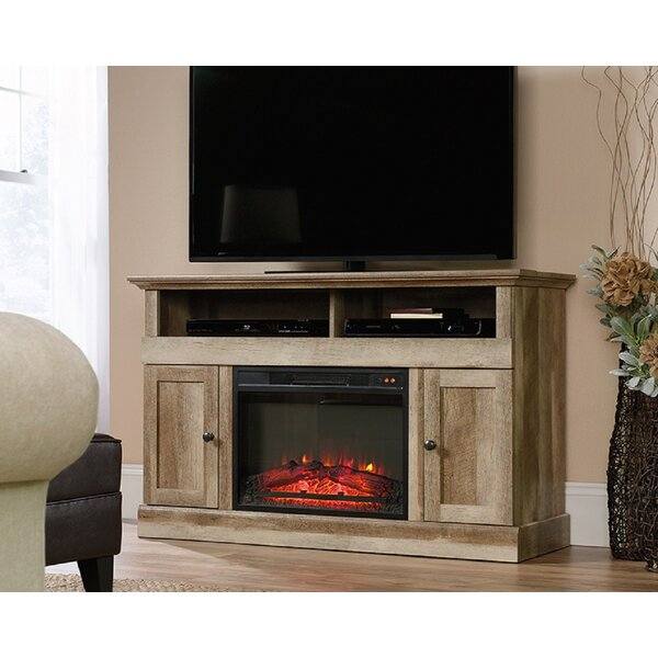 Foundry Select TV Stand Fireplaces