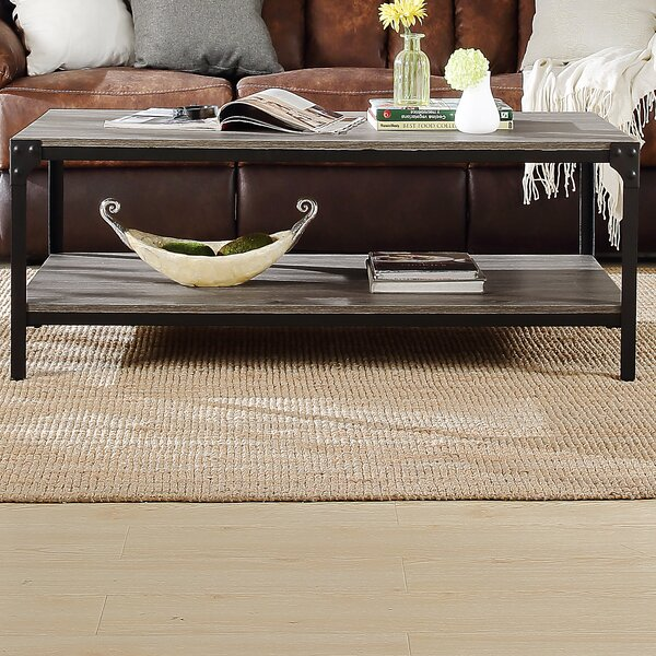 Plourde Coffee Table With Storage By 17 Stories