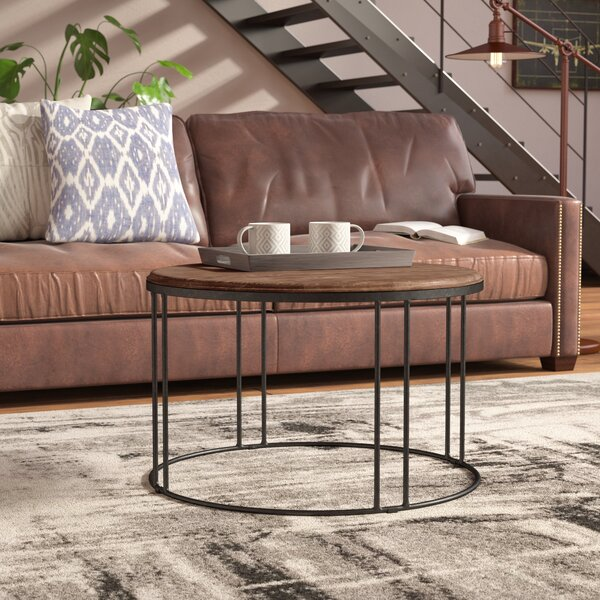 Loma Coffee Table by August Grove