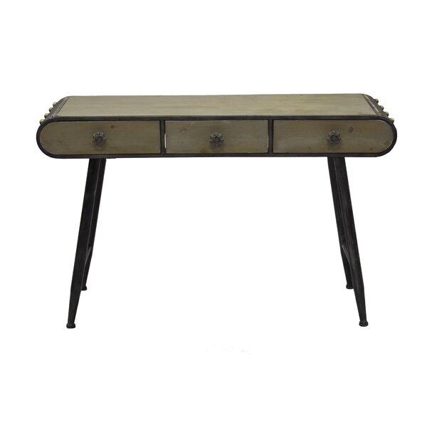 Williston Forge Black Console Tables