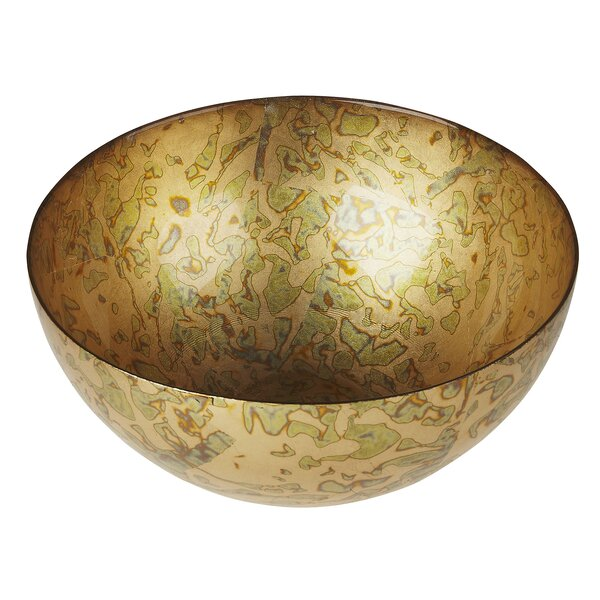 Patina Bowl by Red Pomegranate