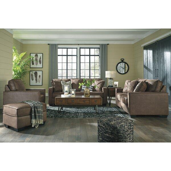 Nairn Sleeper Living Room Set by Loon Peak