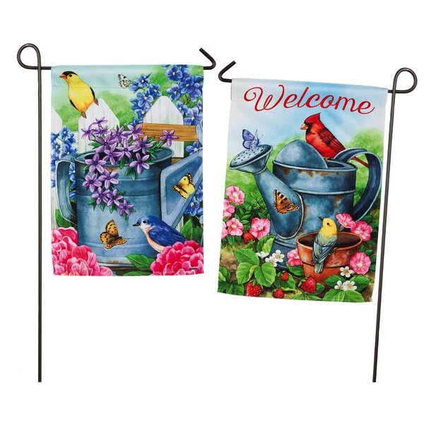 Traditions 2-Sided Garden Flag by Evergreen Enterprises, Inc
