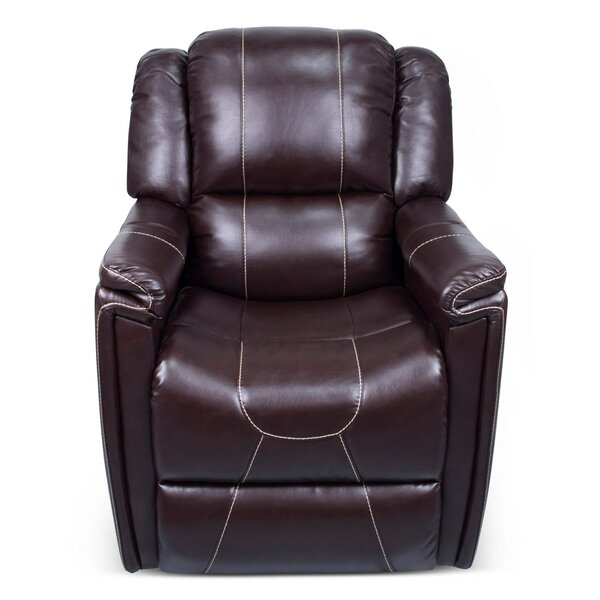 Manual Rocker Recliner by Thomas Payne Furniture