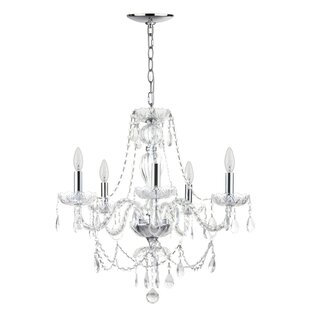 Searching for Raegan 5-Light Candle Style Chandelier By Willa Arlo Interiors