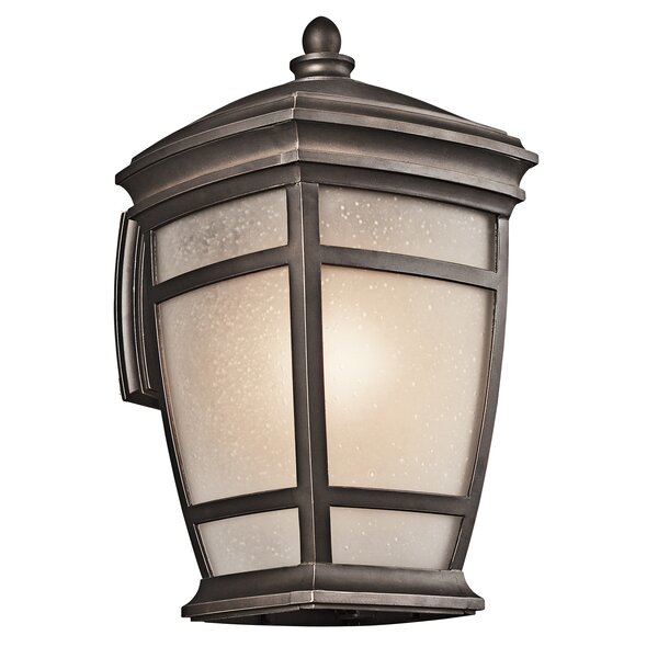 Mcadams 1 Light Outdoor Wall Lantern by Kichler