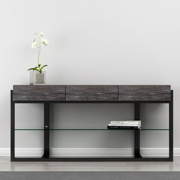 Krasnoo Console Table by Brayden Studio Brayden Studio