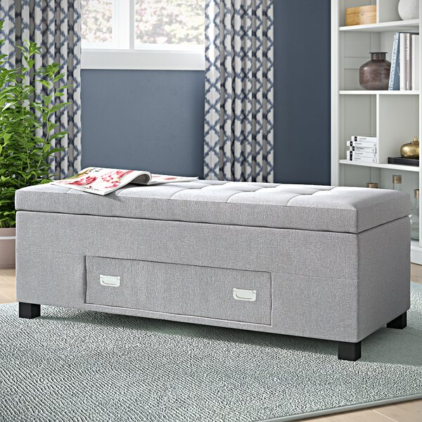 Hinton Storage Ottoman by Brayden Studio