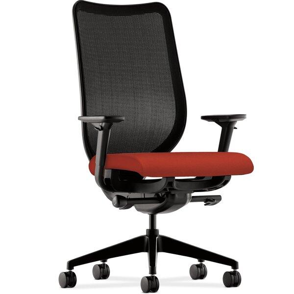 Nucleus Series High-Back Mesh Desk Chair by HON