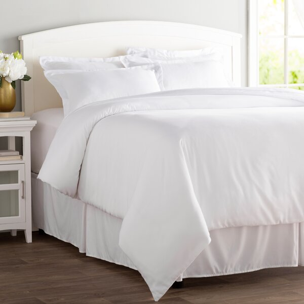 Wayfair Basics Duvet Cover Set by Wayfair Basics�
