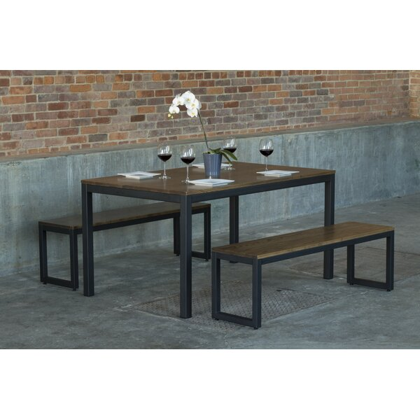 Loft Dining Table by Elan Furniture