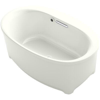 Kohler Oval Freestanding Bubblemassage Air Bath Bask Heated Surface Tubs Whirlpools