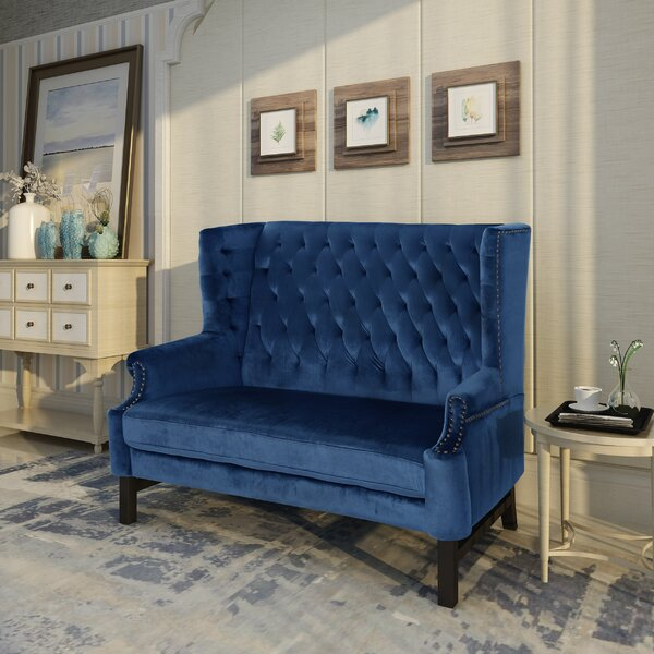 Fewell Loveseat by Charlton Home