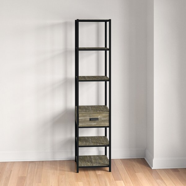 Upson Pier Etagere Bookcase By Three Posts
