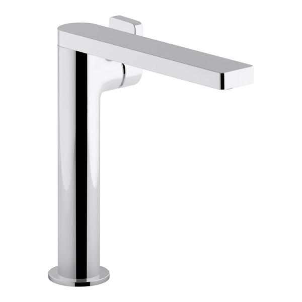 Composed® Single-Handle Bathroom Faucet with Drain Assembly by Kohler