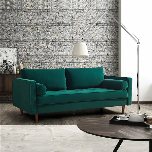 Cool Style Goulding Sofa by Everly Quinn by Everly Quinn