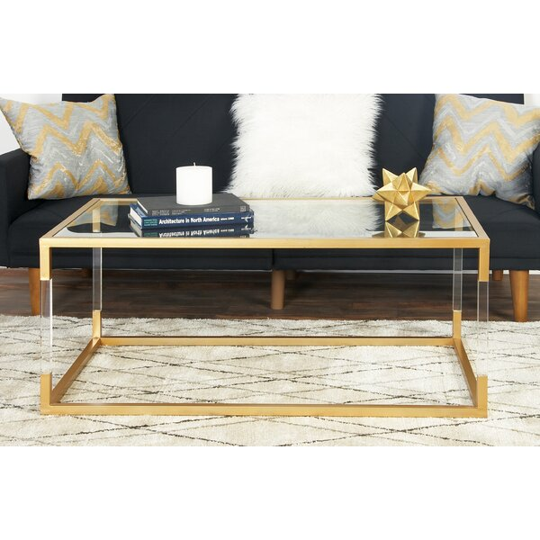 Honea Coffee Table by Mercer41