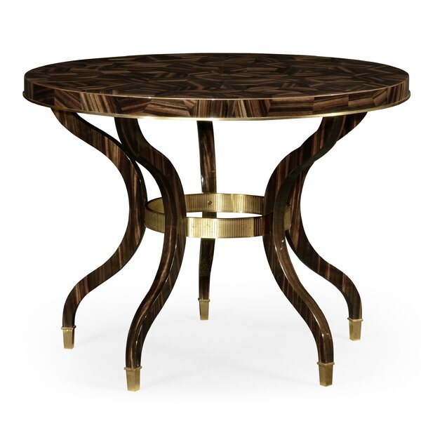 Solid Wood Dining Table by Jonathan Charles Fine Furniture Jonathan Charles Fine Furniture