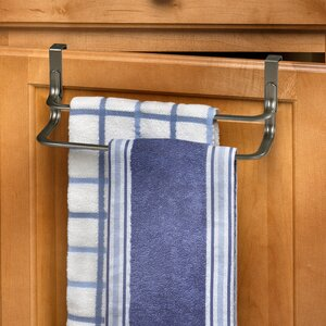 Ashley Double Over-the-Door Towel Bar