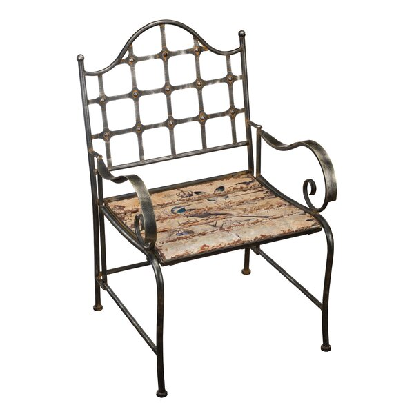 Rustic Patio Chair by Regal Art & Gift