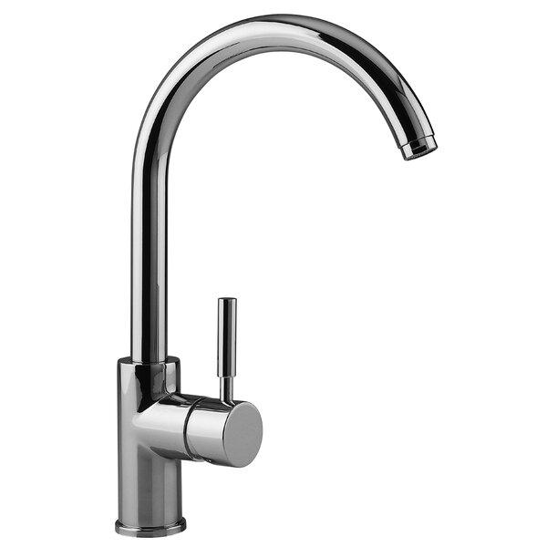 Cromo Single Handle Kitchen Faucet by Bissonnet