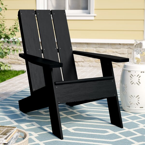 Sullivan Recycled Plastic Adirondack Chair by Longshore Tides Longshore Tides