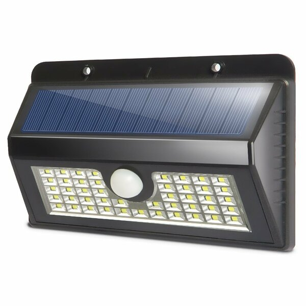 Solar Garden 45 Light LED Flood Light by Deluxe Comfort