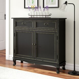 Hargrave Wood 2 Drawer 2 Door Accent Cabinet by Gracie Oaks