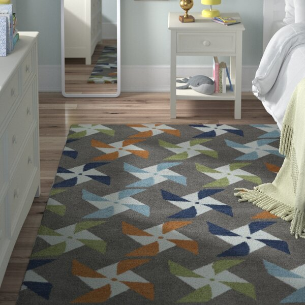 Margo Taupe Area Rug by Viv + Rae