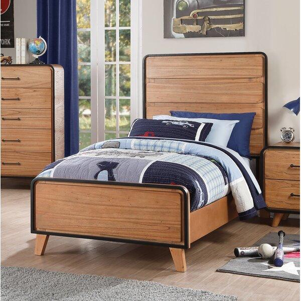 Carnamaddy Twin Standard Bed by Harriet Bee