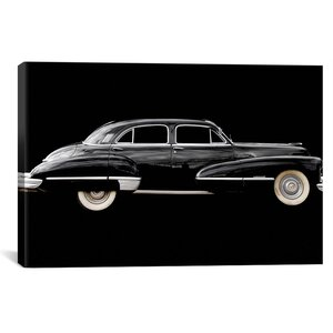 Cars and Motorcycles Cadillac Fleetwood Photographic Print on Canvas by iCanvas