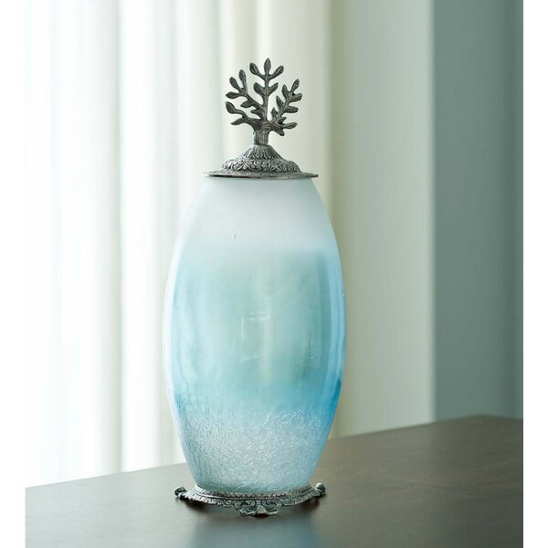 Russell Tree of Life Decorative Bottle by Canora Grey