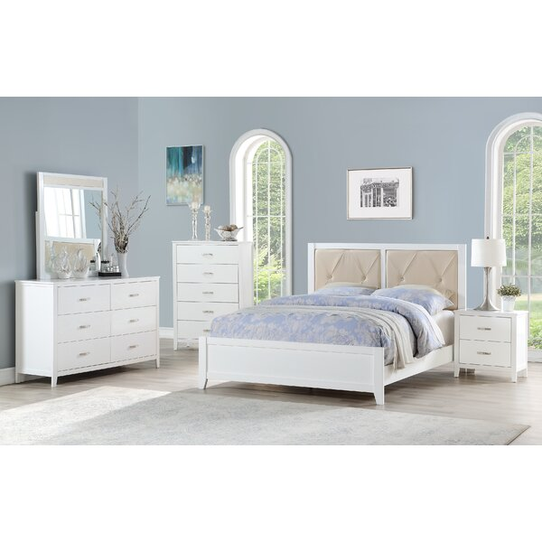 Viva Panel Configurable Bedroom Set by Winston Porter