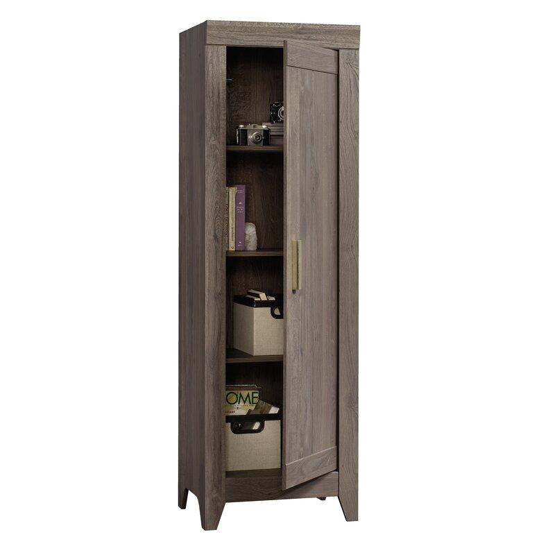 Andover Mills Orville 1 Door Storage Cabinet Reviews Wayfair