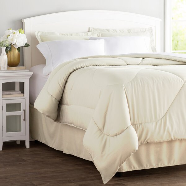 Wayfair Basics 8 Piece Bed in a Bag Set by Wayfair Basics™
