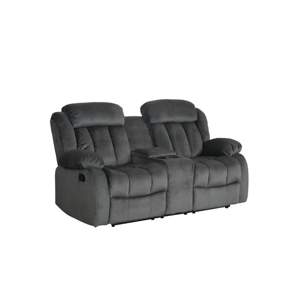 Gully Reclining Loveseat By Red Barrel Studio