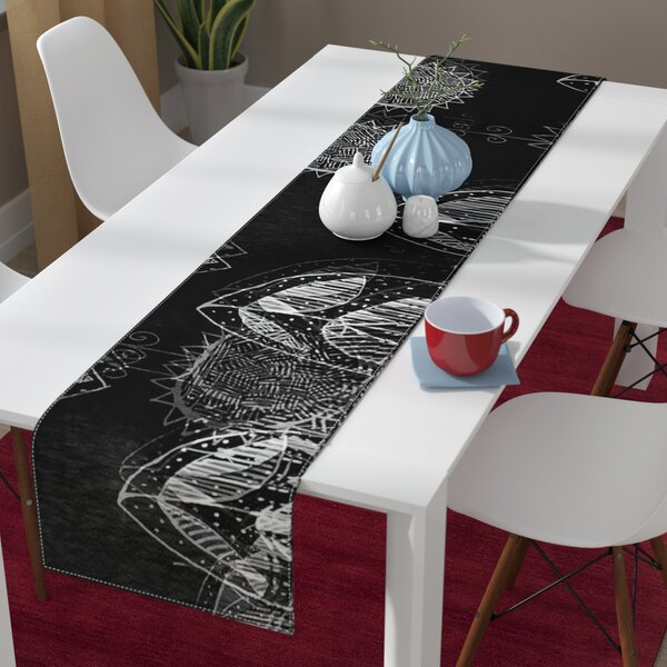 Marianna Tankelevich Dream Table Runner by East Urban Home