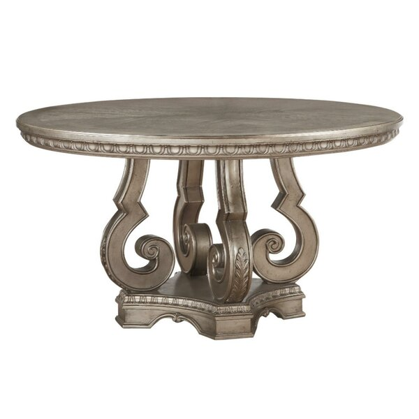 Lynette Dining Table House of Hampton W000703538