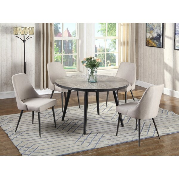 Worthing 5 Piece Dining Set by Williston Forge