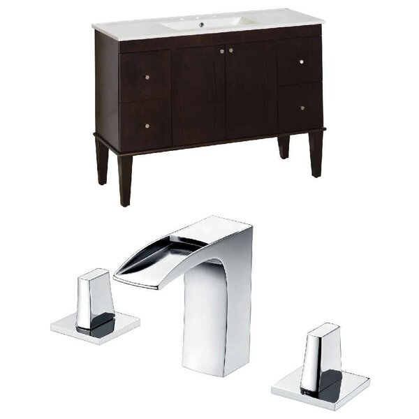 Hindman 49 Single Bathroom Vanity Set by Royal Purple Bath Kitchen
