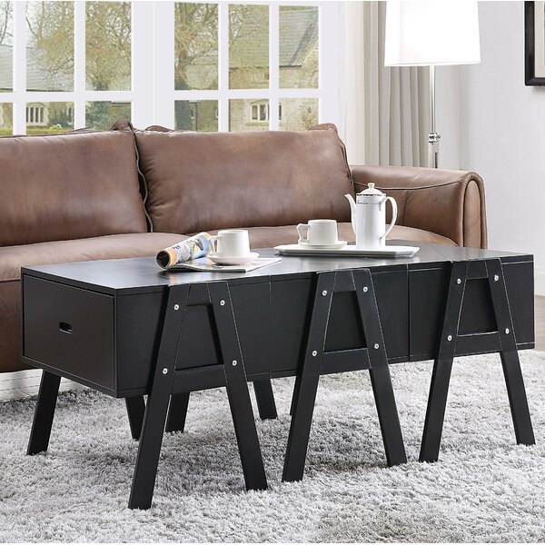 Senaida Extendable Coffee Table by Red Barrel Studio