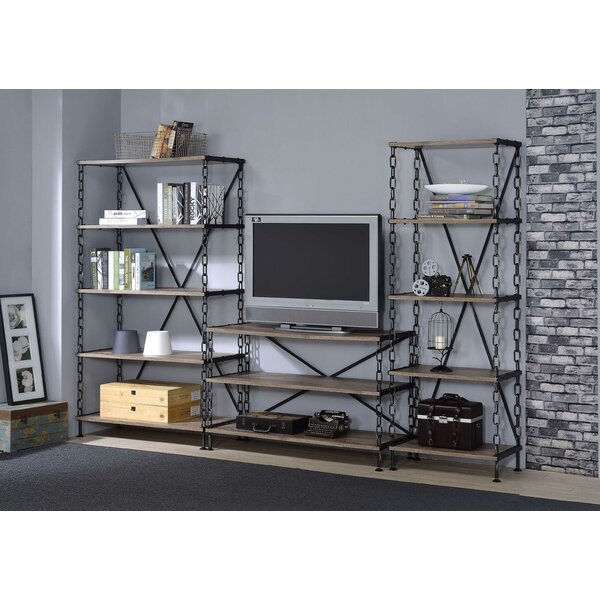 Sanches Side Pier TV Stand by Williston Forge