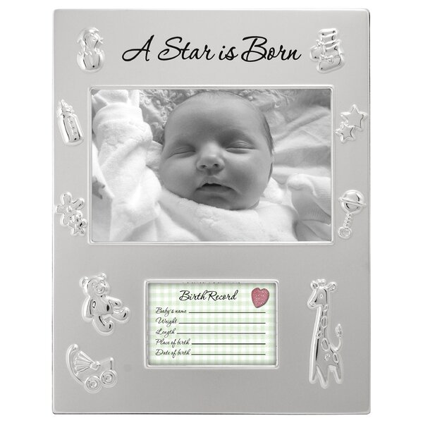 A Star is Born Picture Frame by Malden