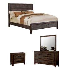 Blackburn Panel Platform Customizable Bedroom Set by Loon Peak